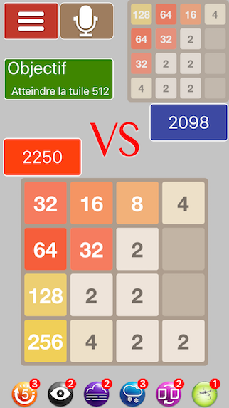 2048 Showdown